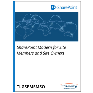 Introduction to SharePoint Modern for Site Members and Site Owners