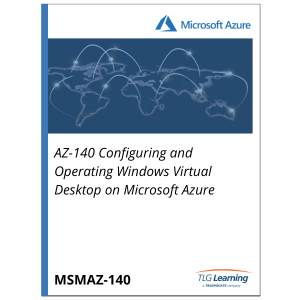 AZ-140 Configuring and Operating Windows Virtual Desktop on Microsoft Azure