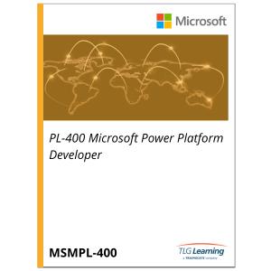 PL-400 Microsoft Power Platform Developer