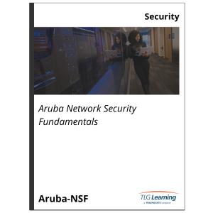Aruba Network Security Fundamentals