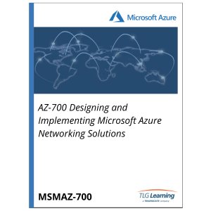 AZ-700 Designing and Implementing Microsoft Azure Networking Solutions